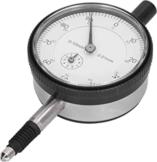 Dial Indicator 0-10mm Stainless Steel Adjustable Control Arm For Measurement Environments
