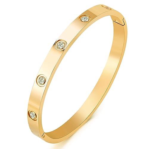 bf1ded9ed0850 Nail Bracelet: Amazon.com