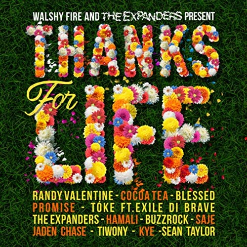 Walshy Fire & The Expanders