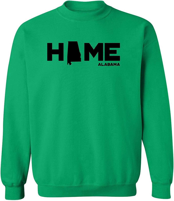 Alabama HOME Crewneck Sweatshirt