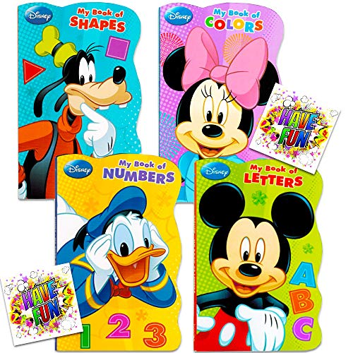 minnie mouse books for a 4 year olds Disney Mickey Mouse