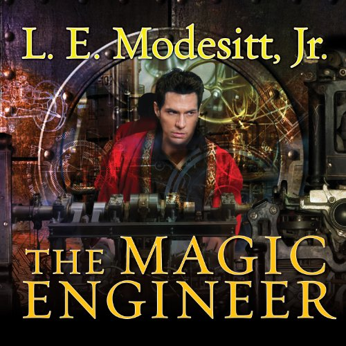 The Magic Engineer audiobook cover art