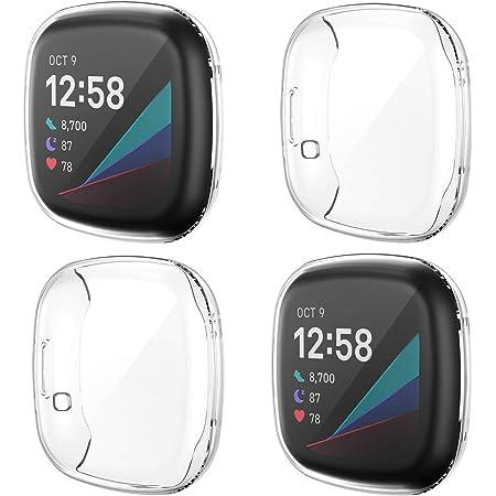 Ximu Schutzhülle Kompatibel Mit Fitbit Sense Elektronik