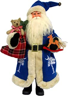 Santa's Workshop Palmetto Moon Santa Figurine, 15