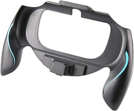 Funnyrunstore Gamepad Schutzh/ülle mit L2 R2-Ausl/öser f/ür Sony PS Vita 1000 PSV1000 Farbe: schwarz