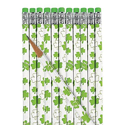 St Patrick#039s Day Pencils  Awards amp Incentives amp Pencils2 dozen