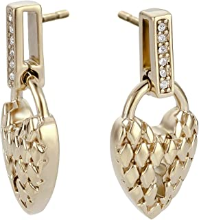 JUST CAVALLI Earrings, Vale's, Yellow gold Color-JCER00530200