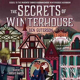 Couverture de The Secrets of Winterhouse