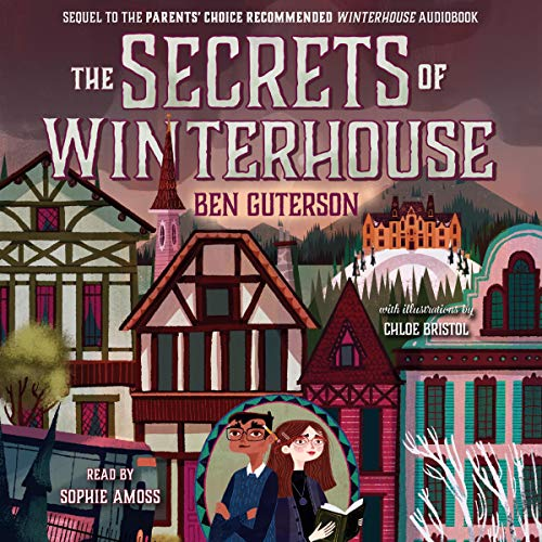 The Secrets of Winterhouse cover art