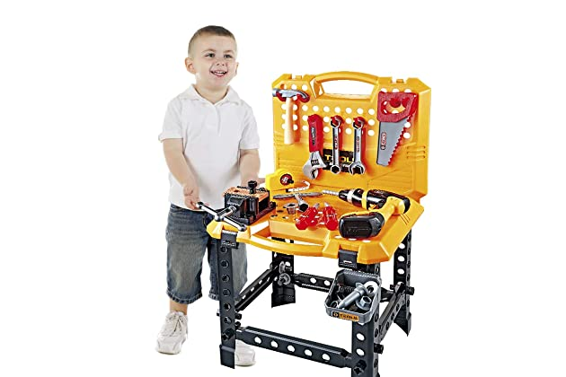 Amazing Best Workbench For Toddlers Amazon Com Cjindustries Chair Design For Home Cjindustriesco
