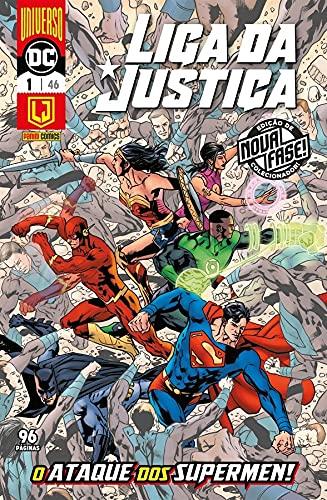 Liga Da Justiça Edição 1/46