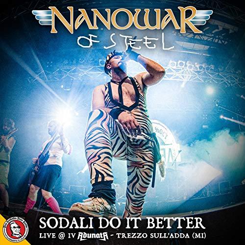 Sodali Do It Better (Live @ IV Adunata, Trezzo Sull'adda)