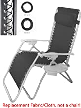 Best zero gravity chair fabric replacement Reviews
