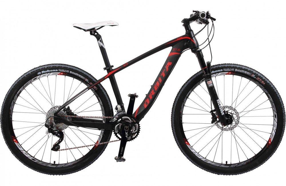 Bicicleta MTB Carbono Orbita XTR 27.5 30v: Amazon.es: Deportes y ...