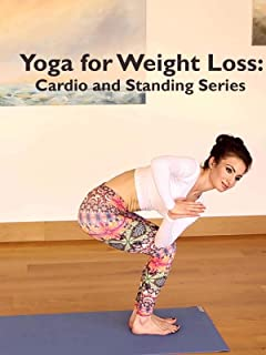 Roxy Shahidi Yoga for Weightloss: Cardio & Standing Series