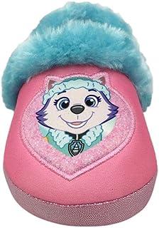 Paw Patrol Nickelodeon Girl's Plush Slipper