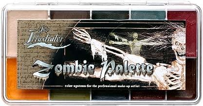PPI Skin Illustrator Zombie Makeup Palette