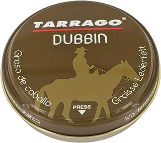 Tarrago | Dubbin 100 ml | Graisse de cheval nourrissante pour cuir lisse ou gras | Pour les chaussures, les textiles et le...