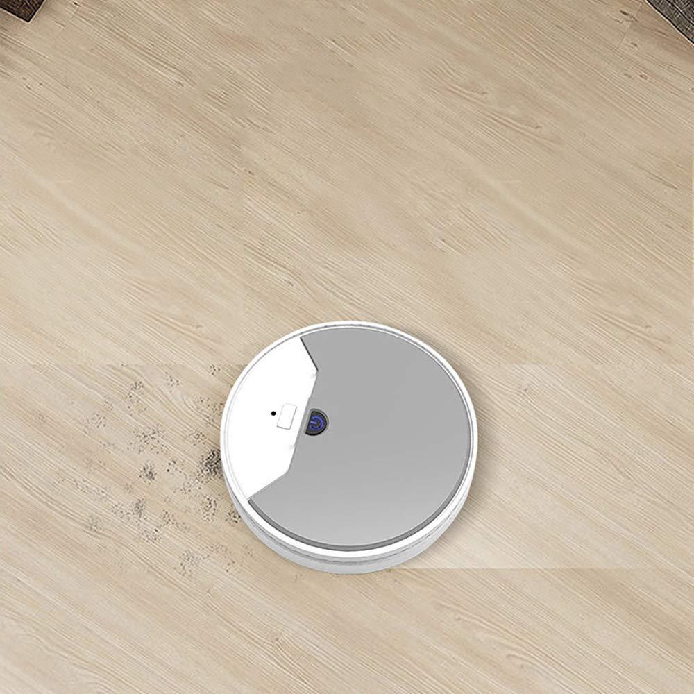 SCKL Robot Vacuum Cleaner, Inalámbrico Aspiradoras Fregona De ...