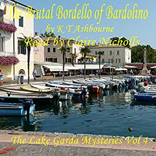 The Brutal Bordello of Bardolino cover art