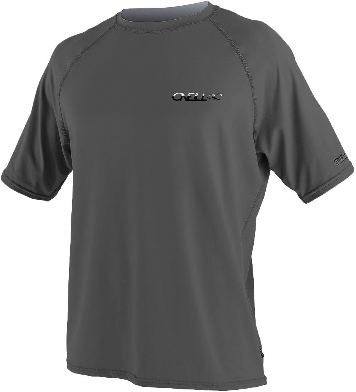 O'NEILL Men 24 7 Sun Tee A surprise price is realized Tulsa Mall Shirt Fit Loose Rashguard Swim