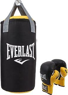 Everlast Boxsack-St/änder Kit mit Handschuhe und Pumpe