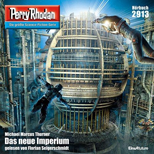 Das neue Imperium audiobook cover art