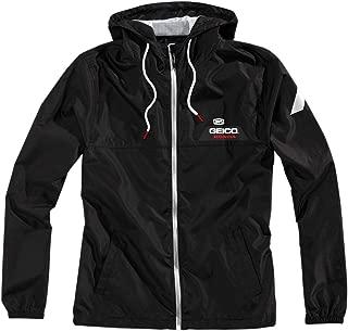 100% Geico Honda Capstone Hooded Jacket-M