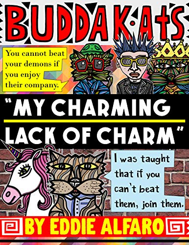 My Charming Lack of Charm: The BuddaKats (BuddaKat Series) (English Edition)