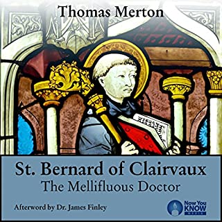 Thomas Merton and St. Bernard of Clairvaux cover art