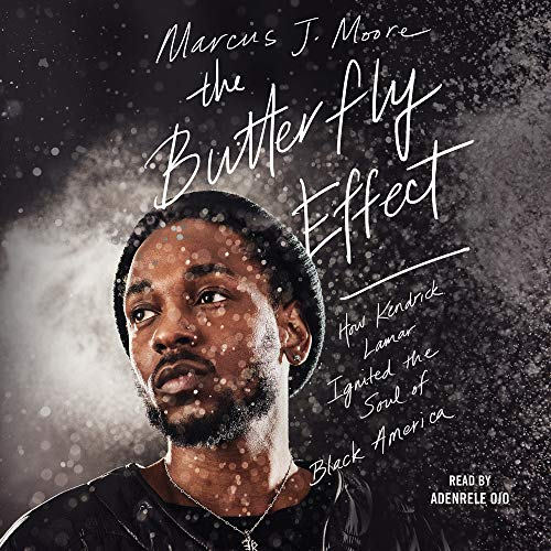 The Butterfly Effect Audiobook By Marcus J. Moore cover art