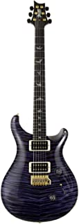 PRS ポールリードスミス Private Stock #7285 Custom24 Flame Neck Dark Purple