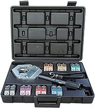 ECO-WORTHY Hydraulic Hose Crimper Hydra-Krimp 71500 Manual A/C Hose Crimper Kit Air Condtioning Repaire Handheld Hydraulic Hose Crimping Tool