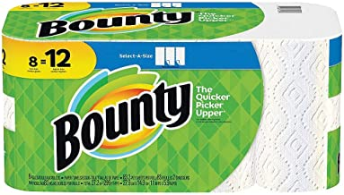PGC74728 - Bounty Select-A-Size Paper Towels