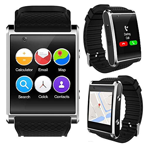 inDigi® Unlocked Android 4.0 Mini Tablet PC Watch Smart Phone Bluetooth ~AT&T / T
