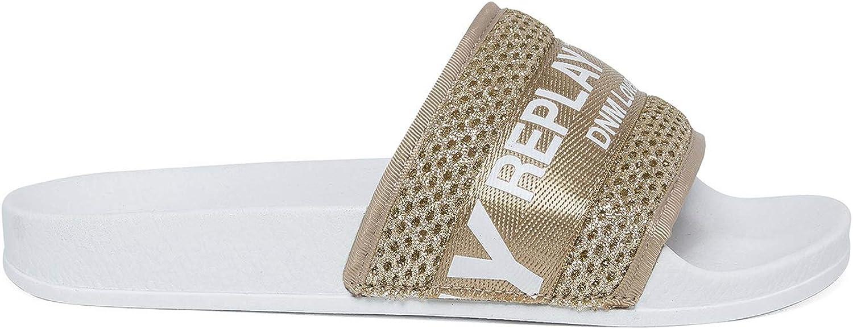 Replay , Damen Dusch- Dusch- Dusch- & Badeschuhe Gold Gold  75b0a2