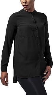 Urban Classics Ladies Hilo Chiffon Blouse Blusas para Mujer