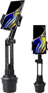Cellet Car Cup Mount Holder for Samsung Galaxy Note9/Note8/Note5/S9/S9+/S8 Active/S8/S8Plus/ S7Active/S7/S7 Edge/S6 Edge+/S6/S6 edge/J7/J3/J1/Grand Prime/ On5/Express 3