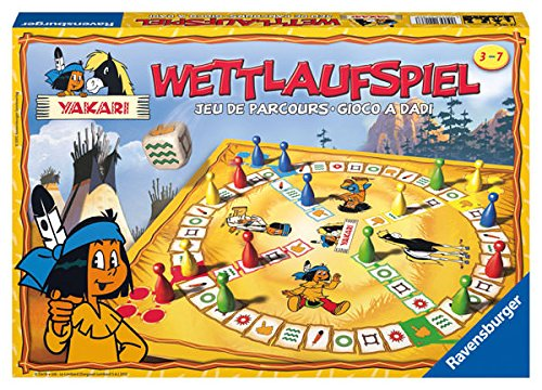 Ravensburger Yakari Wettlaufspiel