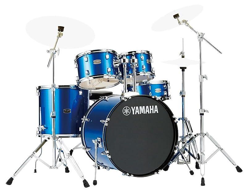 スポークスマン切る送ったYAMAHA / RDP2F5 FBファインブルー ライディーン 22BD ドラムシェルとハードウェアセット / シンバル別売