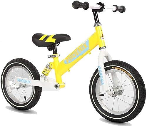 marcas de moda Hejok Bicicleta De Equilibrio Bebe, Bicicleta De Equilibrio para para para BebéS Amortiguador para Niños Equilibrio Coche Sin Pedal 3-6 años Deslice El Scooter De Bebé  edición limitada en caliente