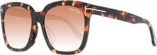 Sunglasses Tom Ford TF 502 -F FT 0502 -F 52F dark havana / gradient brown