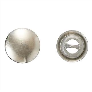 KIYOHARA サンコッコー カバードボタン 9個 12mm SUN15-20