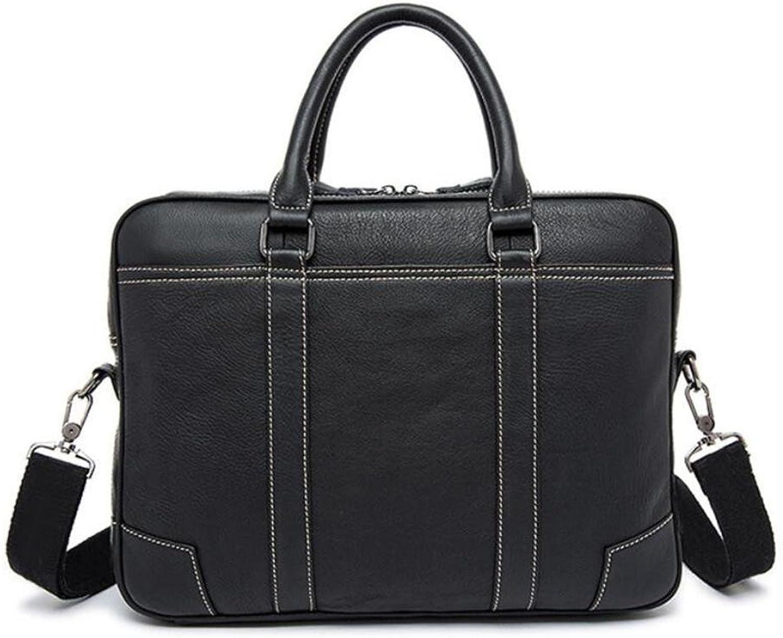 Lounayy Business Ledertasche Ledertasche Ledertasche Für Männer Geeignet Style Handtasche Herren Aktentasche Herren Umhängetasche Umhängetasche (Farbe   Colour, Größe   One Größe) B07QGRB83F cdeaf7