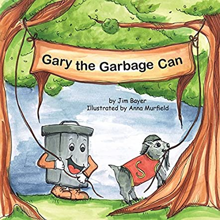 Gary the Garbage Can