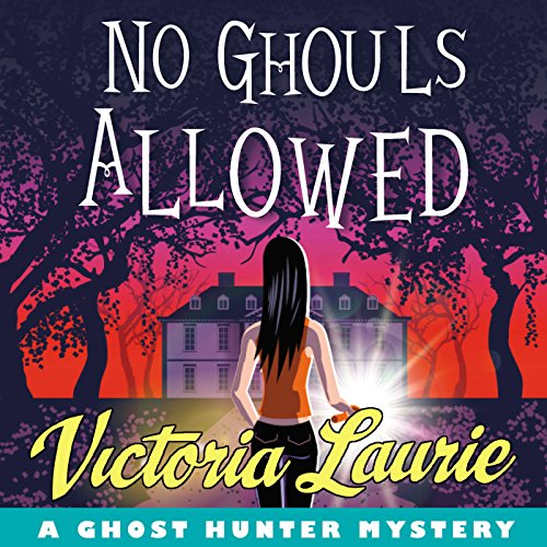 No Ghouls Allowed audiobook cover art