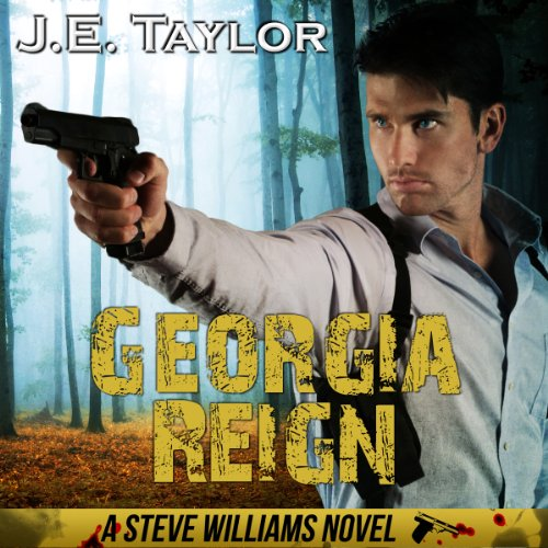 Georgia Reign audiobook cover art