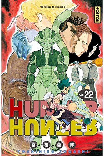 Hunter X Hunter - Tome 22 (Shonen)