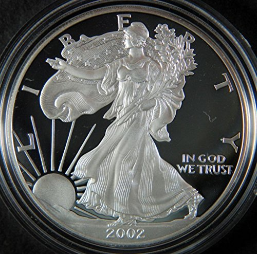 2002 W American Eagle Proof