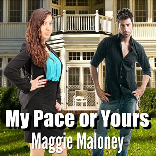 My Pace or Yours? audiobook cover art
